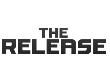 the release logo